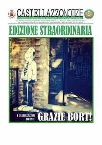 edizione straordinaria Bort